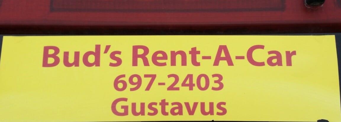 Bud's Rent A Car & Sales