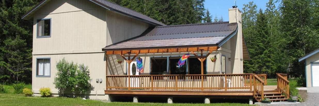 Fairweather Adventures at Glacier Bay-Bed & Breakfast