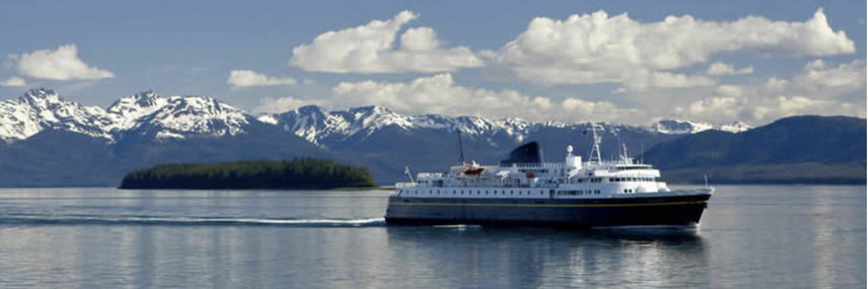 Ferry Service-Alaska Marine Highway