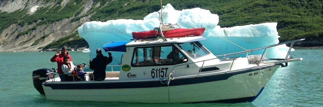 Fairweather Adventures at Glacier Bay