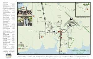 Gustavus Visitor Map