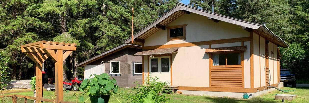 Glacier Meadow House