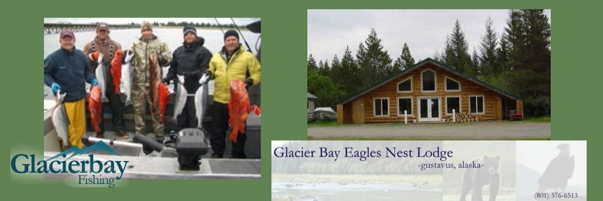 Glacier Bay Eagles Nest Lodge